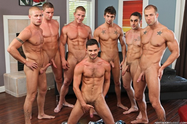 Group Gay sex group gay hot sexy studs suds