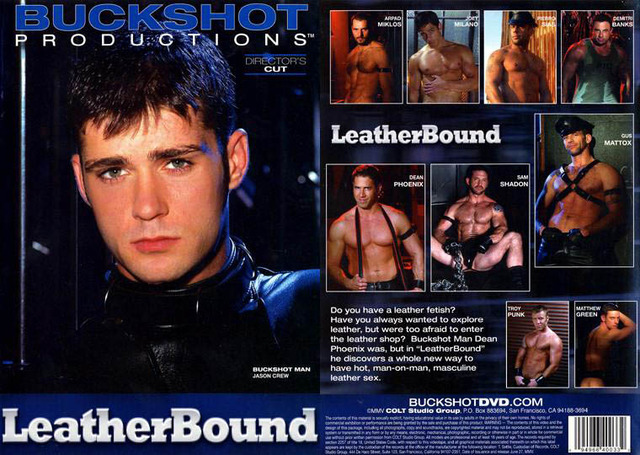 Gus Mattox Porn page posts bound leather
