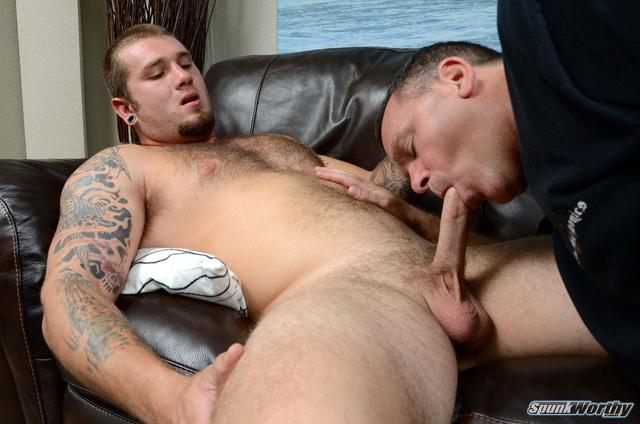 Hairy Gay Porn hairy muscle from porn gets his gay getting young amateur straight guy cub blowjob another spunkworthy preston