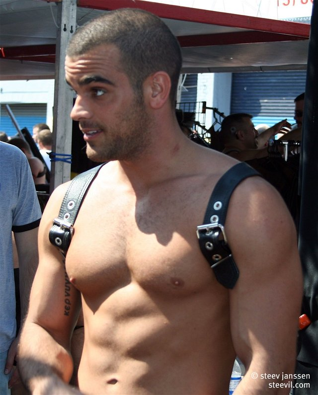 Hardcore Gay Porn damien crosse wikipedia commons