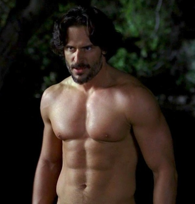 Joe Manganiello Porn naked nude ass butt joe blood manganiello manganiellos