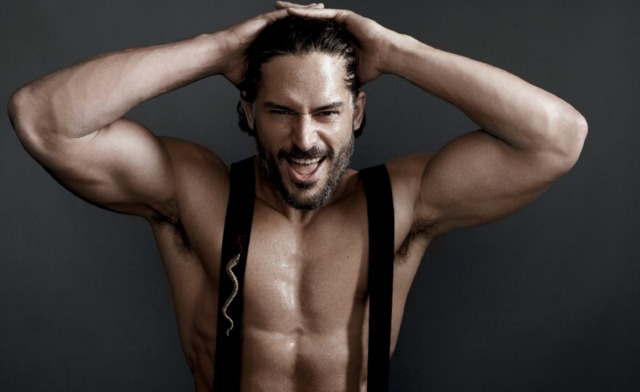 Joe Manganiello Porn next joe candy eye superman blood manganiello