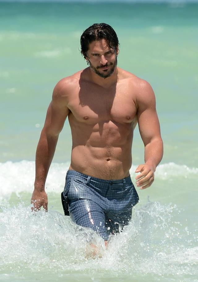 Joe Manganiello Porn sexy joe manganiello