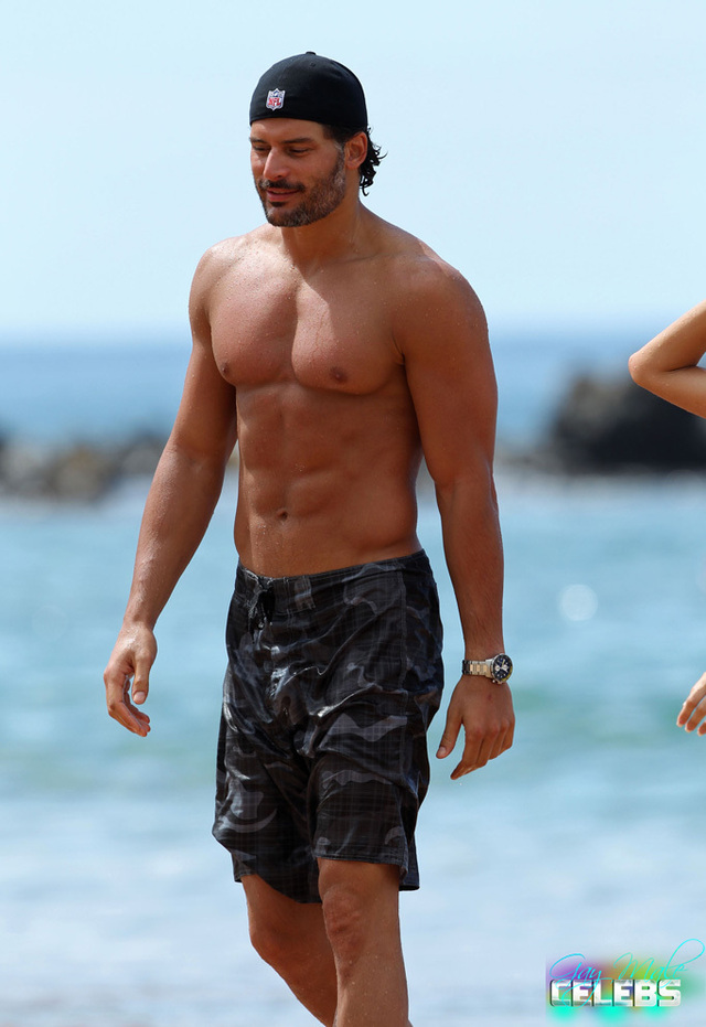 Joe Manganiello Porn category joe manganiello