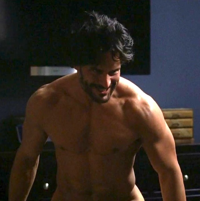 Joe Manganiello Porn naked male nude celebrity fucking ass butt best scene penis celebs joe skin blood manganiello alcide werewolf mysterious missing