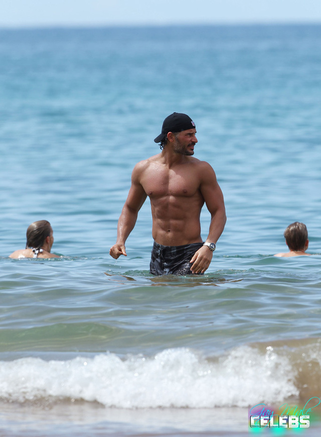 Joe Manganiello Porn shirtless hawaii joe manganiello