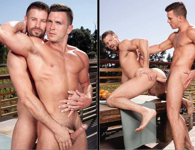 Kyle King Porn muscle fucks hard guys paddy obrian kyle king buff mansion