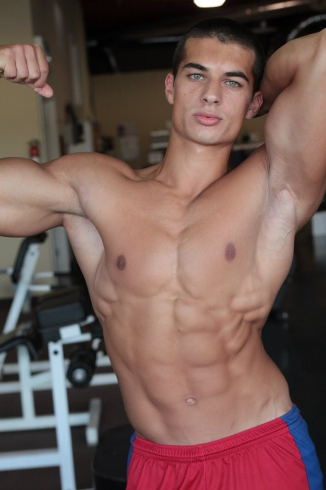Male models Gay Porn hunk page male models