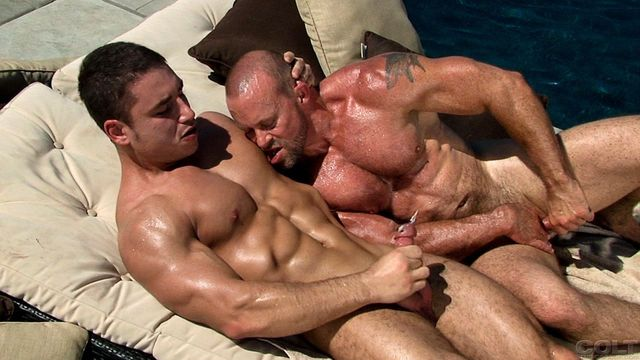 Marc Dylan Porn muscle from colt studio group pic marc cock smooth muscular williams fuck daddy dylan jock suck casey manpower