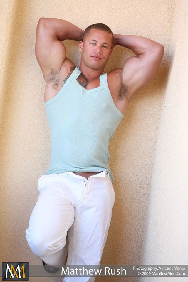 Matthew Rush Porn muscle hunk off porn men cock gets his gay icon matthew bodybuilder pussy rush girl jacks manifest nerdy