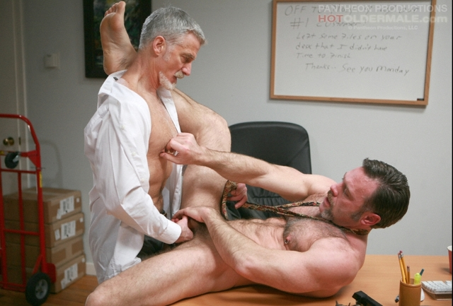 Mature gay men fucks gay male nude man ass hot sexy office buddy mature uniform older bearded