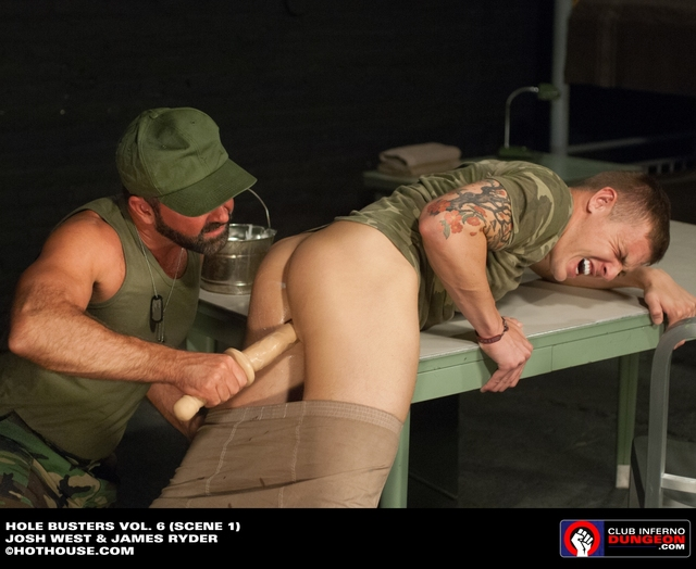 Military Gay Porn porn penetration military movie extreme dungeon