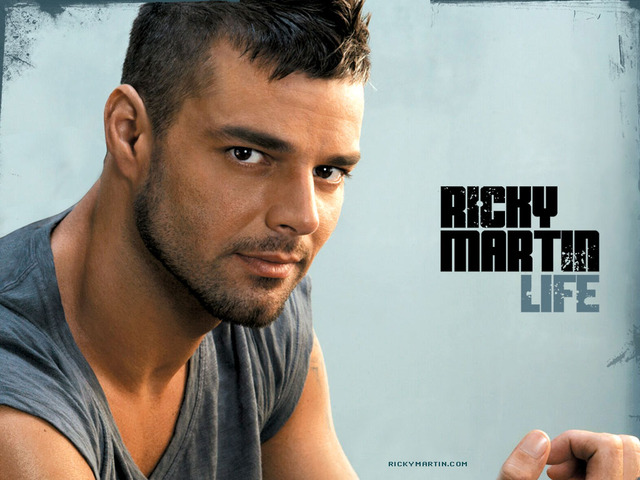 Ricky Martin Gay Nude his ricky pictures martin decided mary