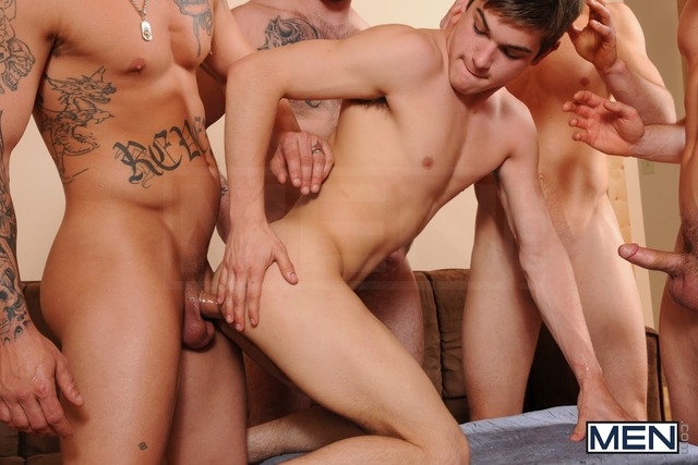 Sebastian Young Porn johnny rapid jizz orgy young sebastian