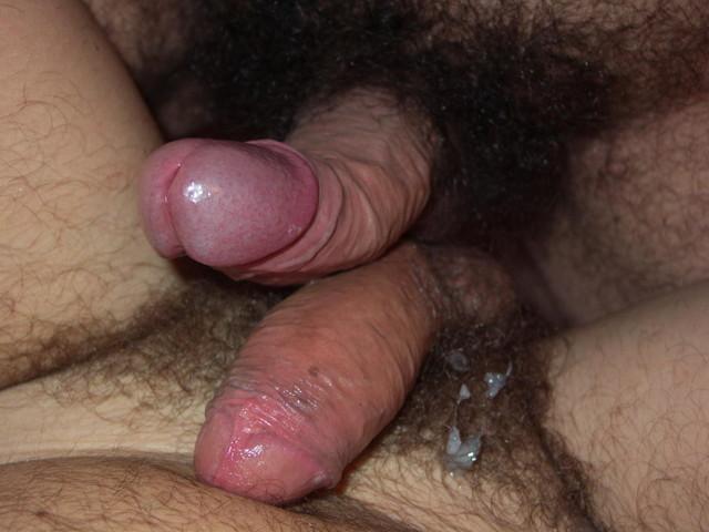 Uncut Gay Cum 44