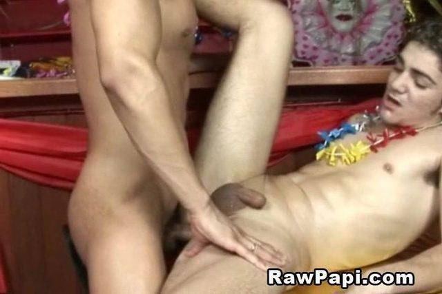 Hawaiian anal sex