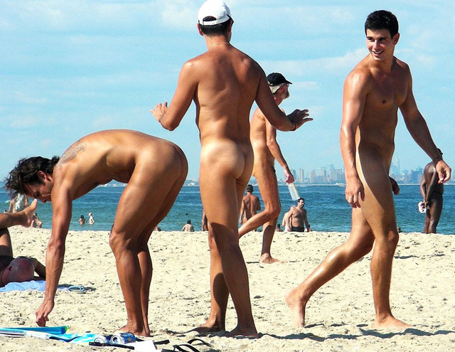 gay and nude gay nude beach