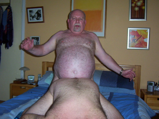 from Quincy free gay old fat bear pictures