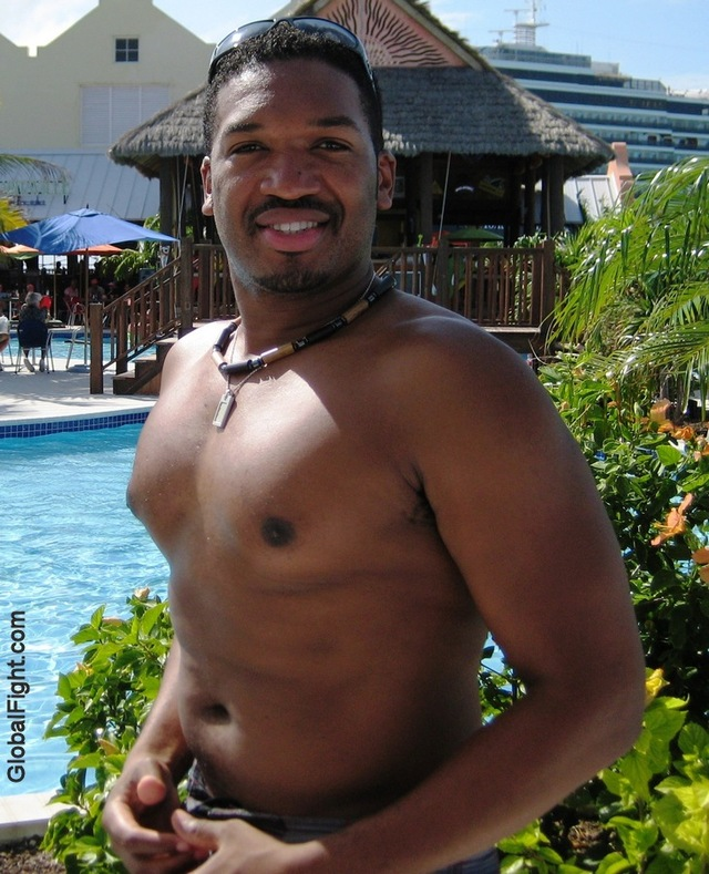 gay black muscle hunks muscle black men boys guys hunks plog poolside beach dude wet lake swimming pool ocean boating dads wrestler lakes tanning