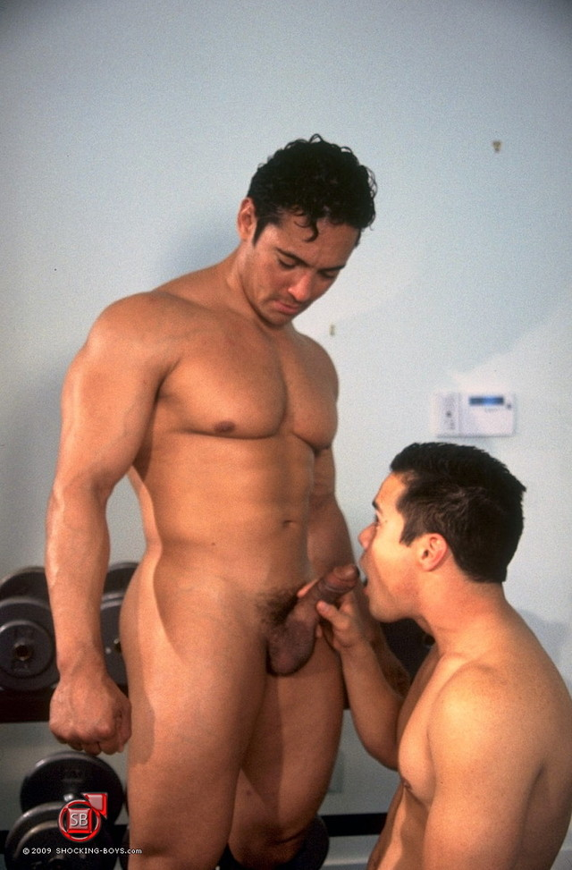 gay bodybuilder photos dick gets his boys gay fucked gym bodybuilder asshole shocking tongue