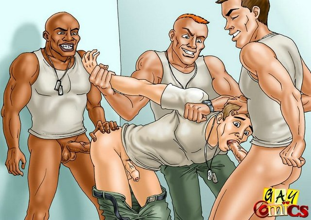 gay cartoon porn pic galleries gay totally exciting captivating gaycomics