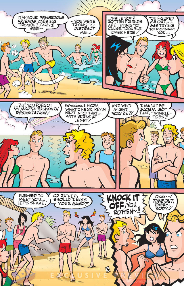 gay comic porn gay comics kevin keller issue faces series anti bully archie