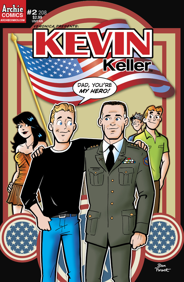 gay comic porn gay army kevin keller openly brat kevinkeller archies
