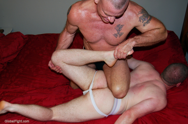 gay dudes galleries hairy gallery men gay photos dudes mens leg bondage twisting plog leather dungeon bdsm older mans weekly wrestler