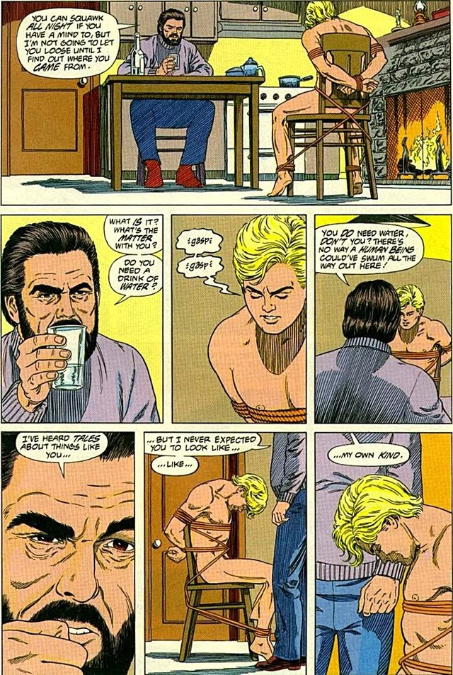 gay dudes naked naked gay too comic today special whats aquaman
