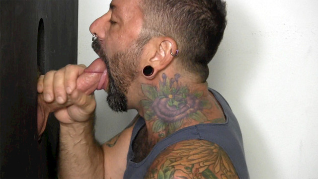 gay frat porn Pics porn gets gay army amateur straight guy blowjob fraternity gloryhole through teddy reservist