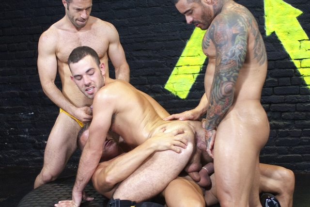gay gang bang porn porn media double penetration free