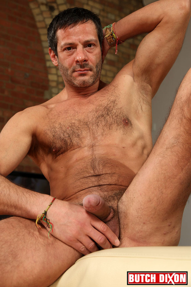 Naked Hairy Italian Gay Men
