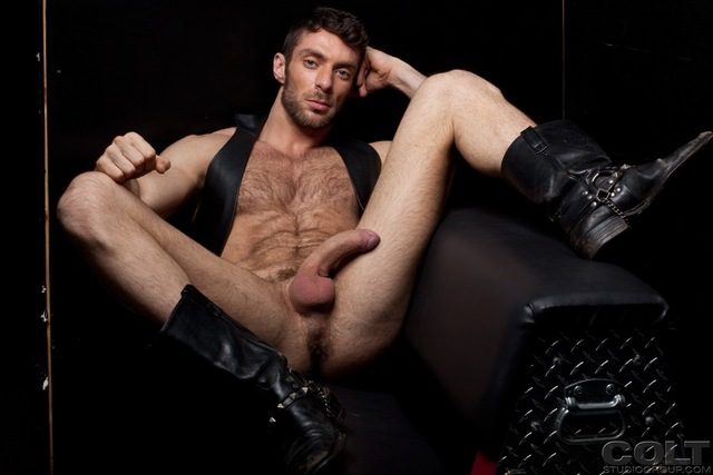 gay leather porn porn gay hot leather muscles