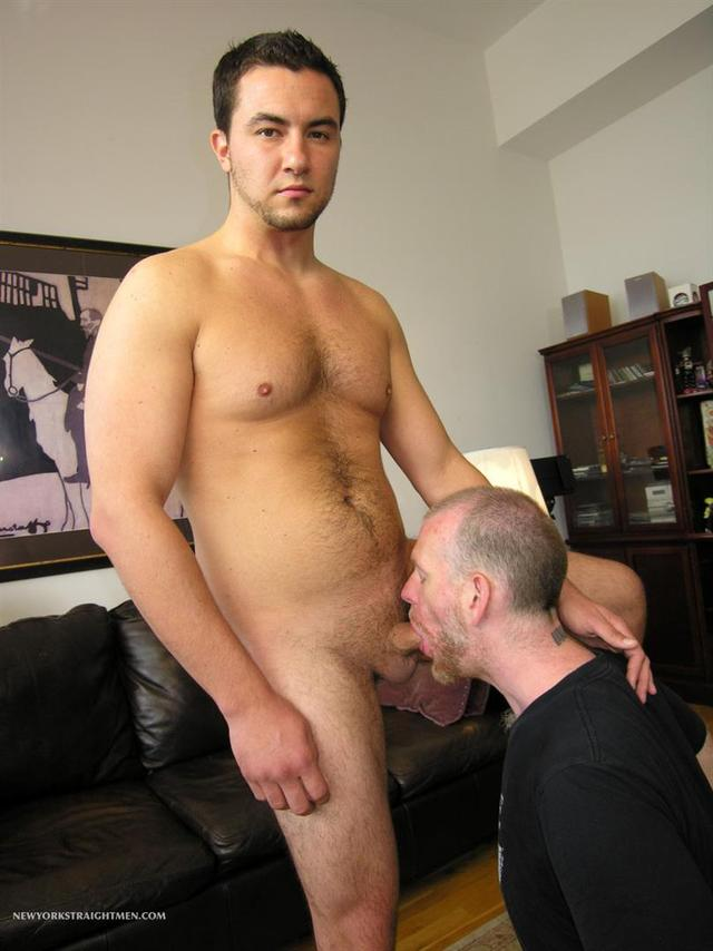 gay male porn Picture from porn men gay getting mark amateur straight guy york sean blow