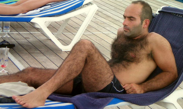 gay photo hairy outside