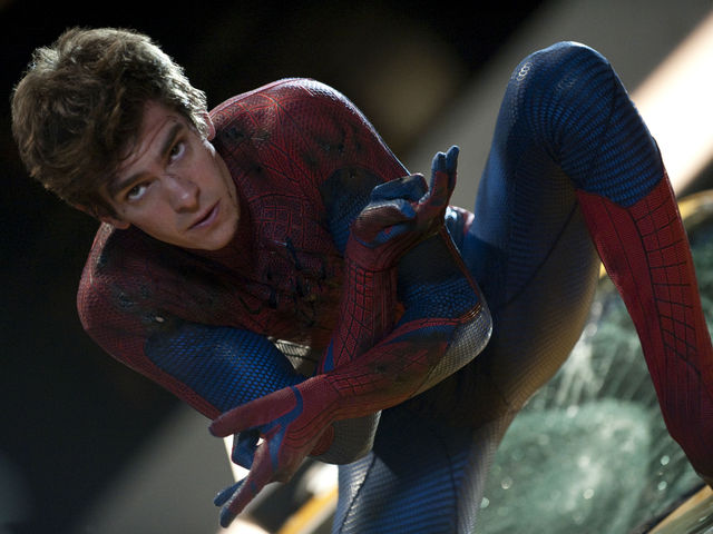 gay pictures gay man should actor andrew wants says bedd spider garfield spidey