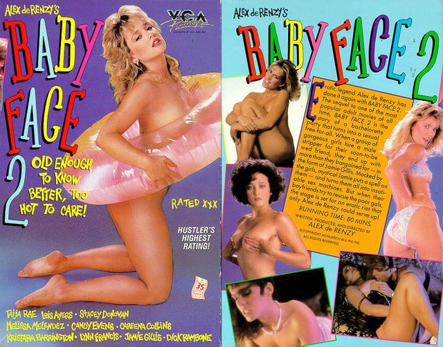 gay porn database vhs babyface