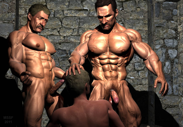 gay porn muscle Pics daddy come