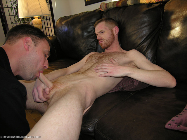 gay red head porn porn men cock category gets his gay amateur straight guy york sucked head red