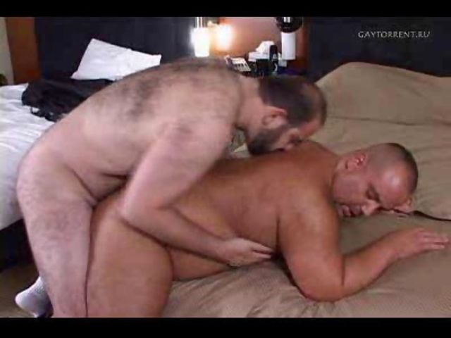 Mature chubby gay bear sex