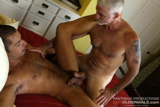 gay sex old men hunk gay man hot old sexual older between