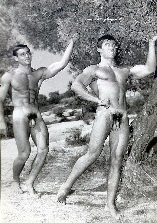 gay vintage porn Pictures from gay vintage nude bodybuilder gays past
