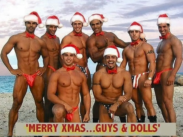 guys sexy pictures albums santa guys guy latino christmas sexy graphics megsie