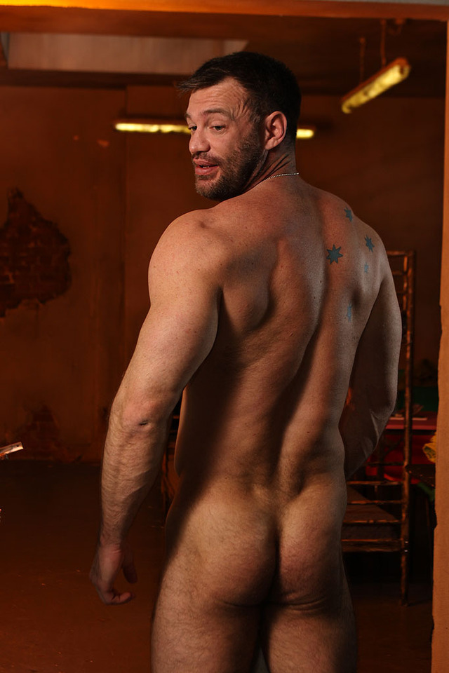 hairy hunk gay porn knight victor aaron cage alan albert