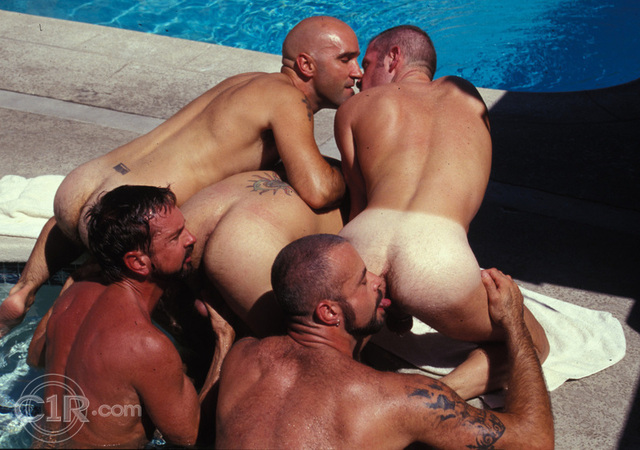 hairy hunks gay porn willwest
