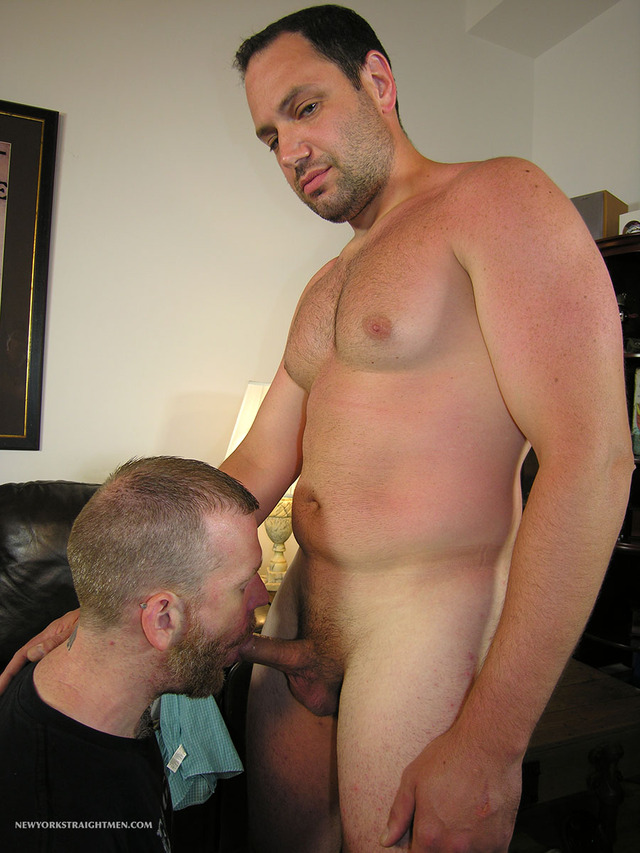 his first gay porn from porn men gets his gay getting amateur straight guy beefy blowjob york sean jack another bicurious nyc
