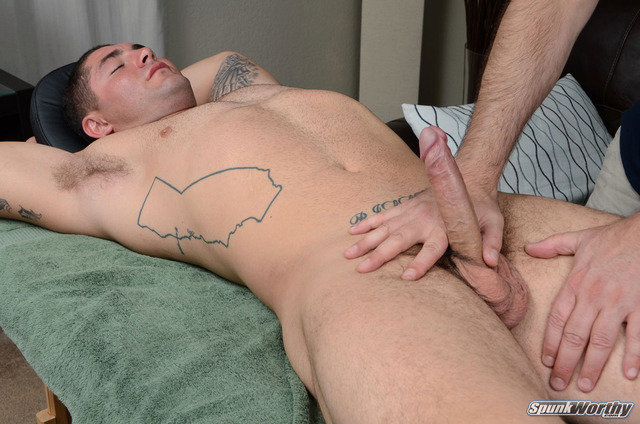 his first gay porn porn gets his gay blowjob massage oral only spunk worthy nicholas