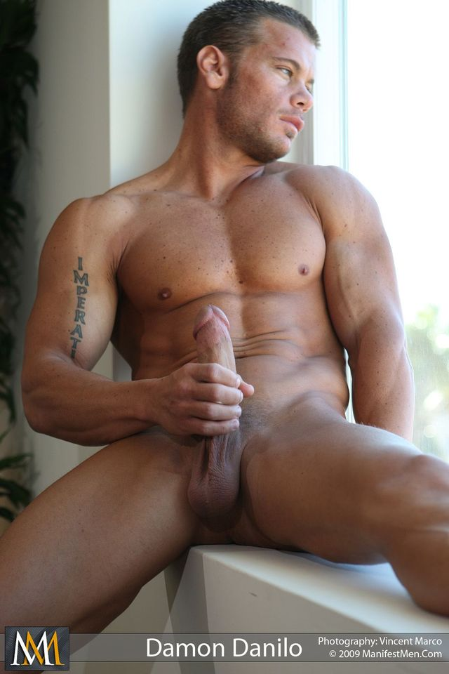 Hot Gay Naked Muscle Men Hunk Muscular Media Original