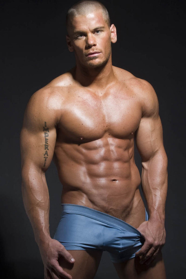 hot hunk muscle page