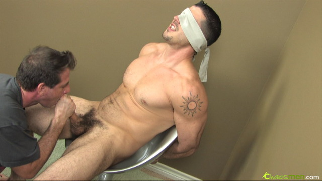 Italian muscle men muscle hunk off men cock gets his chaos bottom sucked italian tied dante edge